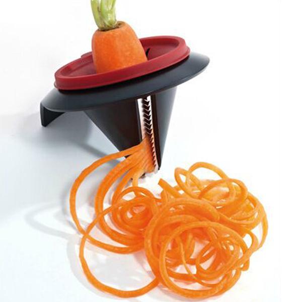 Vegetable Spiral Slicer Peeler Funnel Model Veggetti Peeler