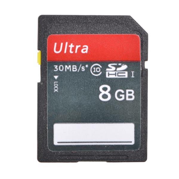 8G SD Memory Card