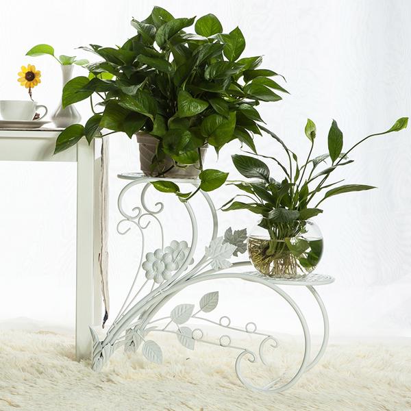 flower pot rack