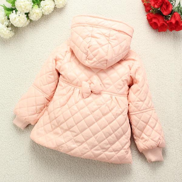 Children Girls Princess Lace Flower Jacket Hoodies Coat