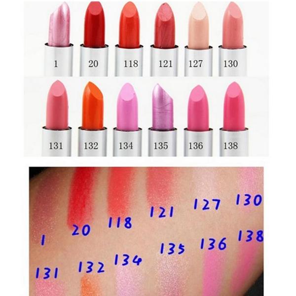 12 Colors Heng Fang Waterproof Long Lasting Lipstick Lip Balm Makeup