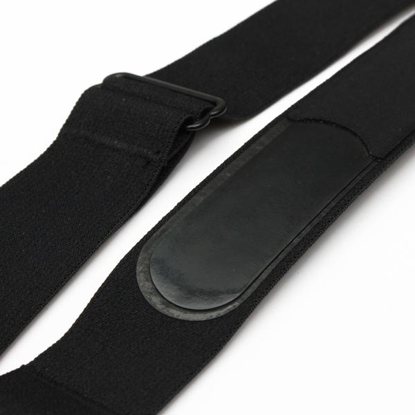 Elastic Chest Belt Strap for Wahoo Garmin Polar Sport Heart Rate Monitor Watch