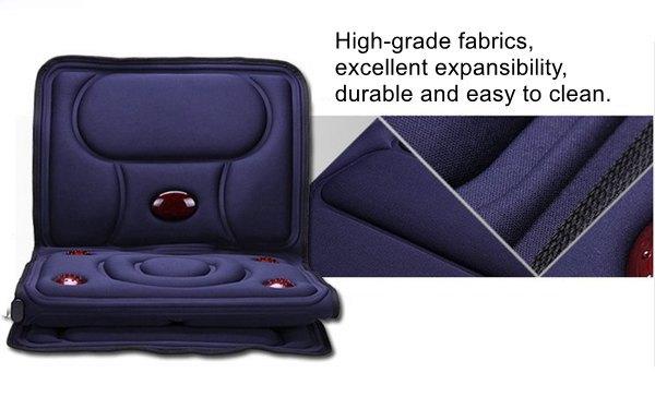 Collapsible Full-body Massage Mattress Multifunction Massager Cushion