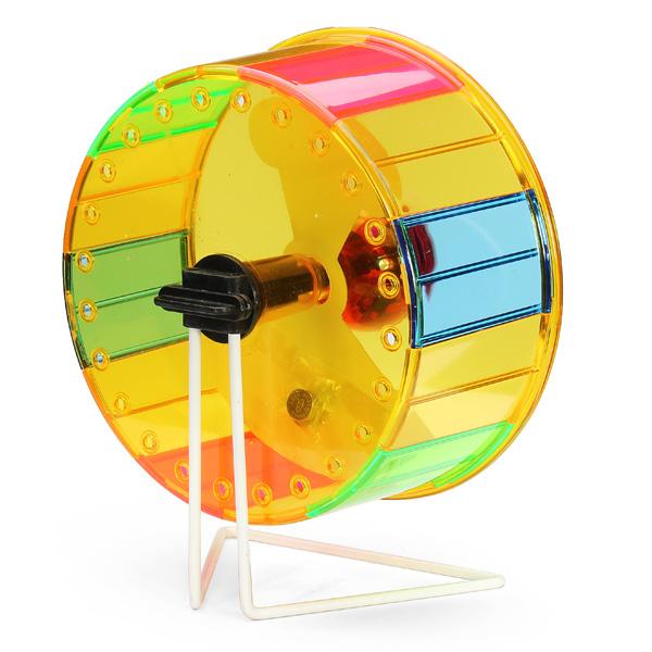Hamster Mouse Lighting Wheel