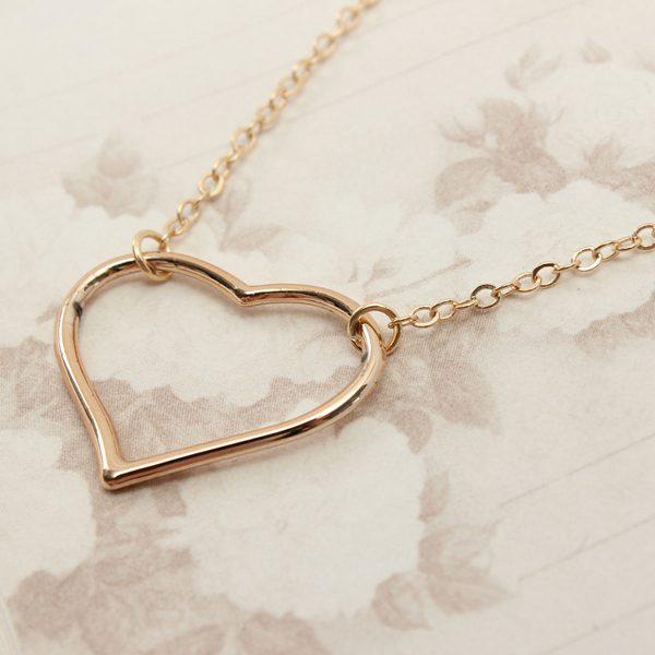 Peach Heart Waist Chain Body