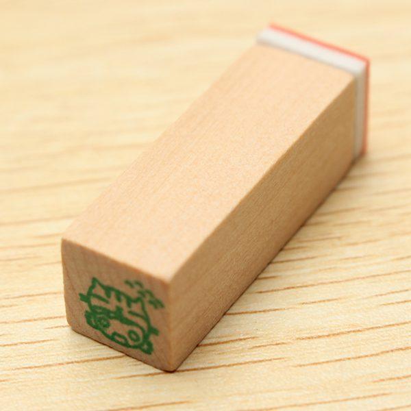 DIY Rubber Wooden Stamp