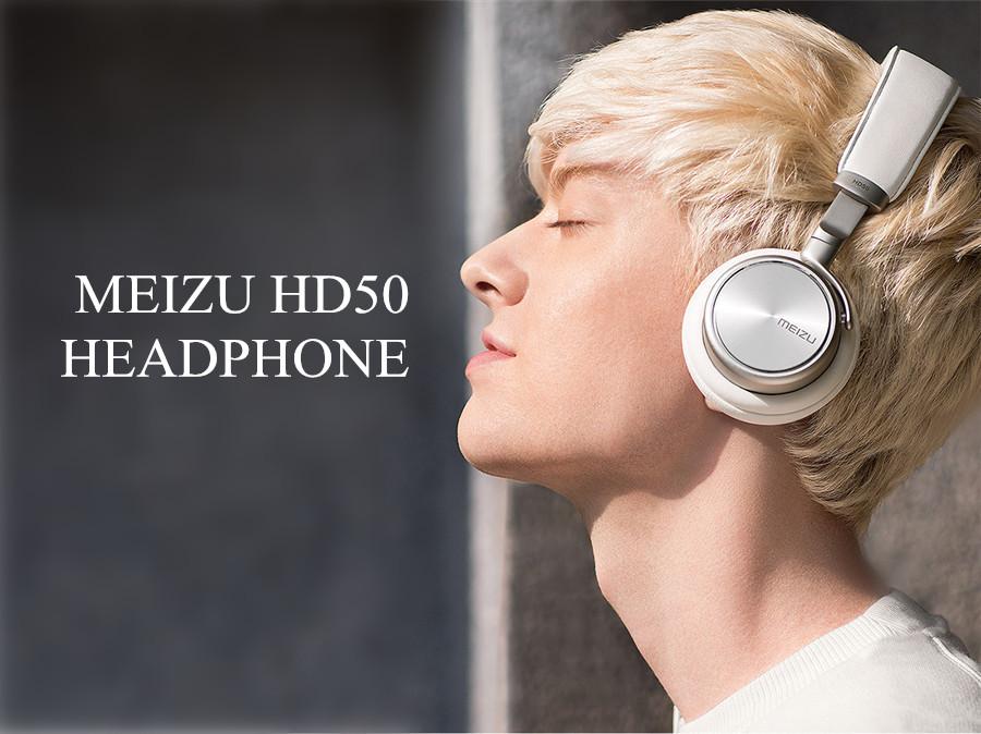 Original Meizu HD50 Headphone
