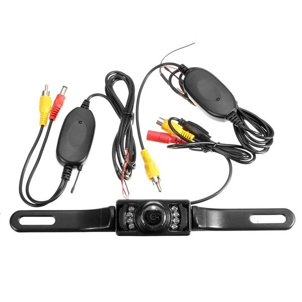 wireless reversing camera installation instructions