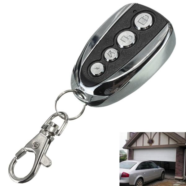 Garage Door Electric Cloning Remote Control Key Fob Car Gate 433MHZ