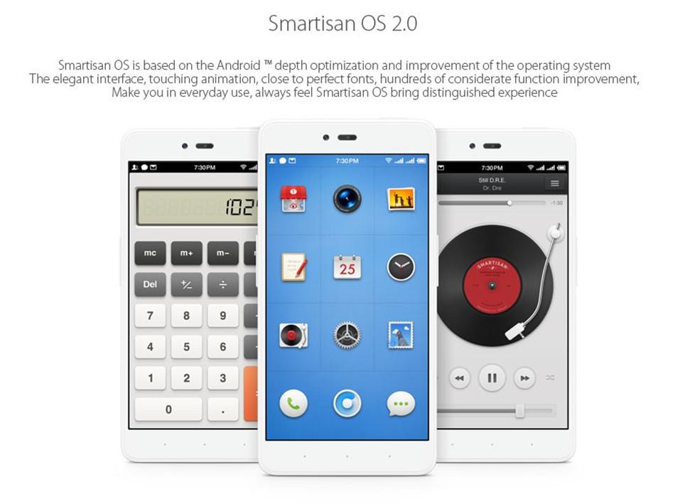 smartisan телефон yq601