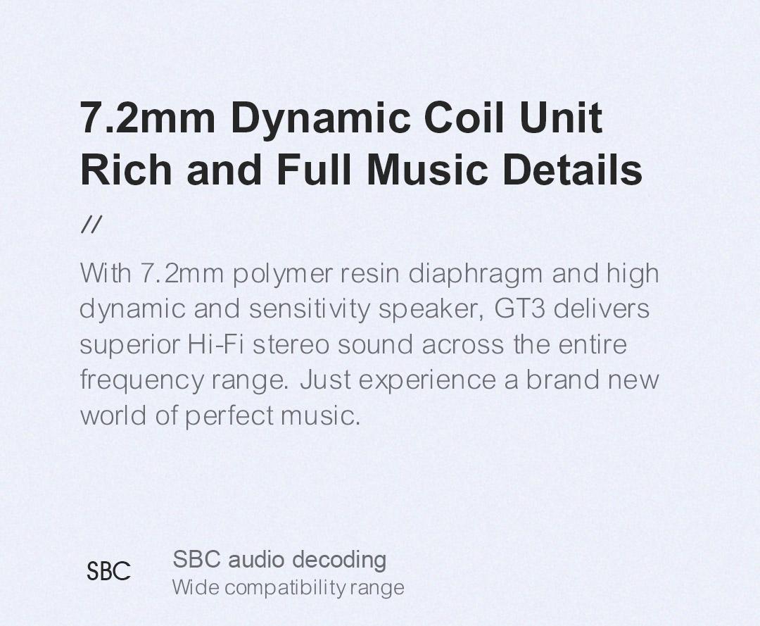 Haylou GT3 TWS bluetooth 5.0 Earphone Wireless Earbuds
