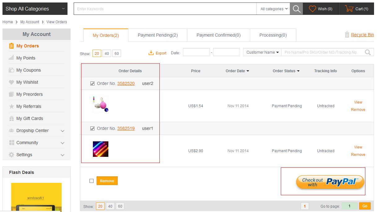 shipping order  u6837 u672c