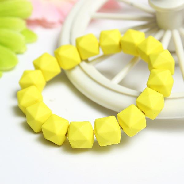 Candy Color Elastic Bracelet