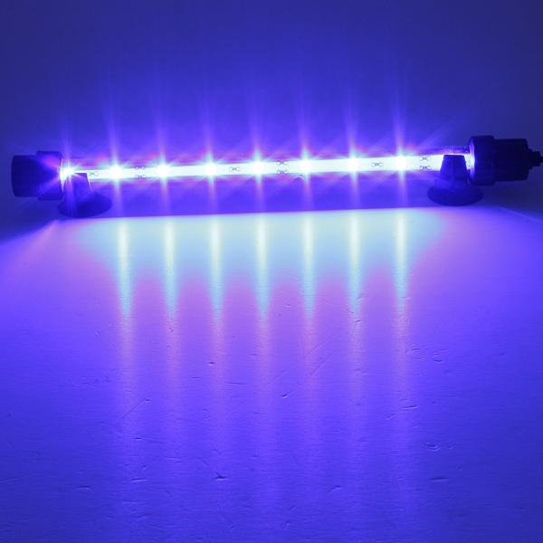 110v 240v 18 28 38 48cm led aquarium fish tank submersible lightstrip. Black Bedroom Furniture Sets. Home Design Ideas