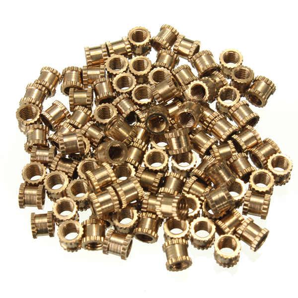 501.032 brass knurl nuts