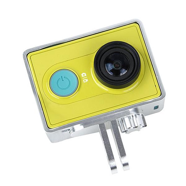 Protective Frame Case Aluminum Alloy Border for Xiaomi Yi Action Camera