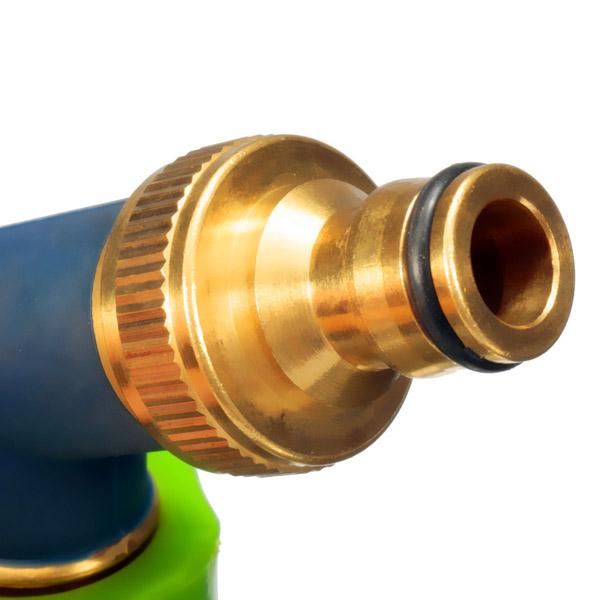 Inch brass water hose tap elbow connector garden