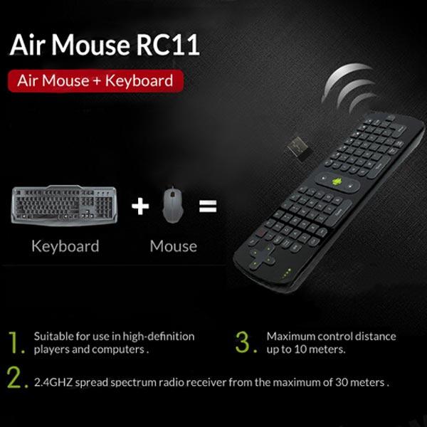 1000DPI Optical Air Mouse