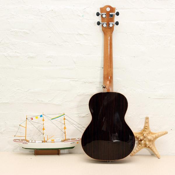 Deviser Ukulele UK-LA5 26 Inch Four-string Guitar Spruce Panel - Photo: 3