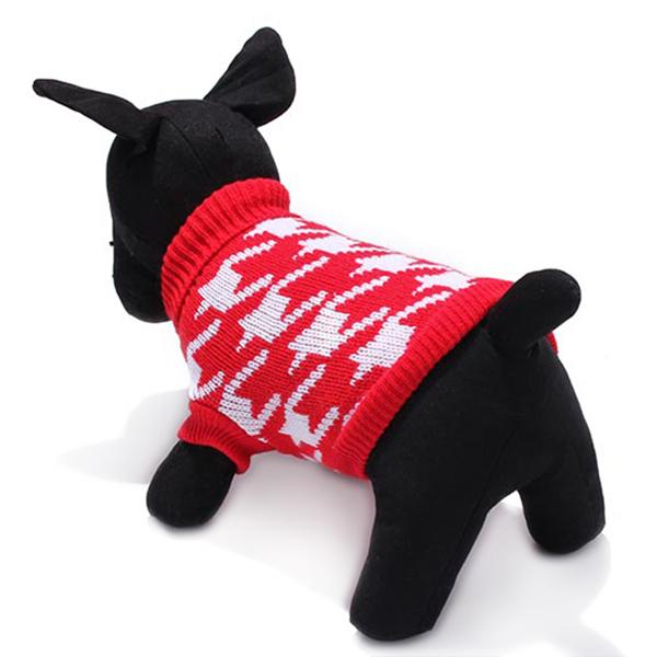 Pet Knitted Sleeveless Sweater