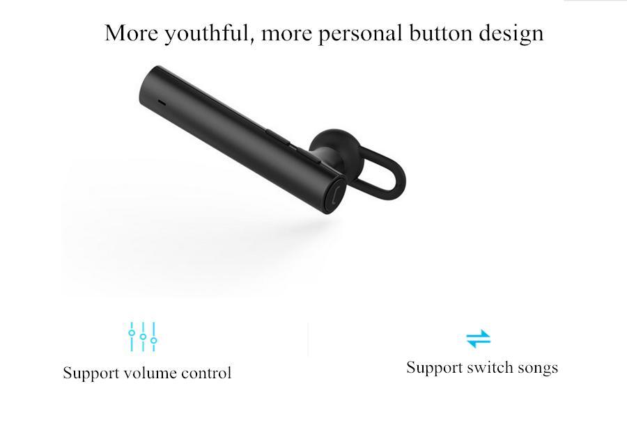 Original Xiaomi Youth Version Mini Light Wireless Bluetooth Earphone Headphone