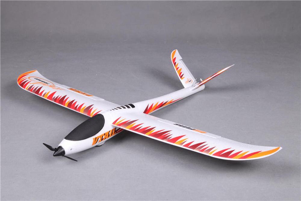 "FMS 800MM (31.5"") Wingspan EPO V-Tail RC Glider Airplane PNP for Beginner - Photo: 3"