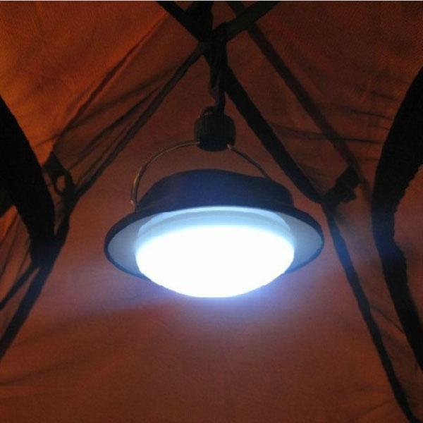 4x Portable Camping Tent Light Bulb LED Outdoor Hanging Fishing Lantern Lamp TT