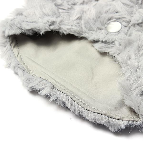 Dog Winter Fleece Vest