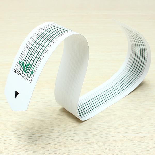 5 PCS Hand Paper Tape Blank Raper Music Box DIY - Photo: 2
