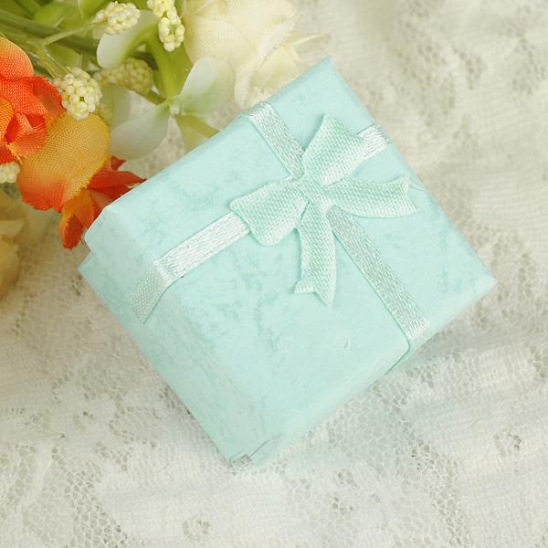 Bow Jewelry Box